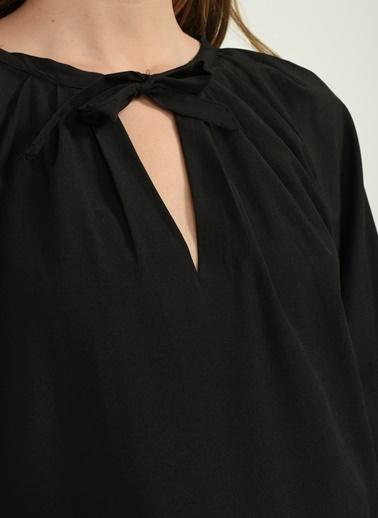 Bağlama Detaylı Elbise-People By Fabrika
